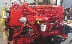 2014 Cummins Isx Engine