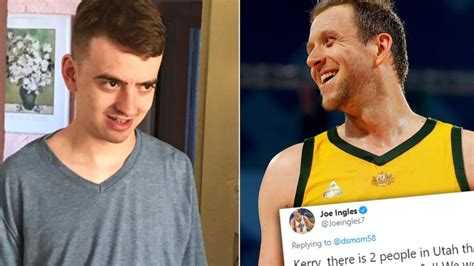 They have twins, a son named jacob antony ingles & daughter milla bernadette ingles. NBA star Joe Ingles' touching response to autistic man's ...