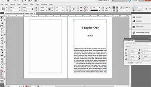 book layout template indesign cs2 templates resume With adobe indesign book templates free