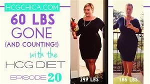 hCG Diet Interviews - Episode 20 - 50 lb weight loss in 12 ...