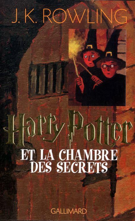 harry potter et la chambre des secret en livre harry potter ii harry potter et la chambre des