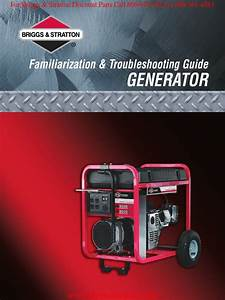 Briggs And Stratton Troubleshooting Guide