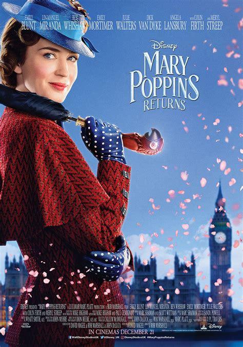fondos mary poppins returns  disney wallpapers