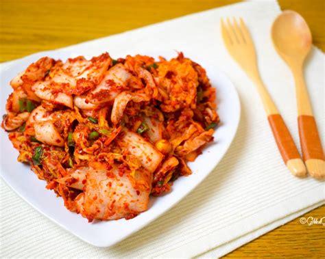 Kimchi Korean Superfood  Gilded Gingerbread