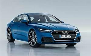 Audi A7 2018 : all new 2018 audi a7 sportback unveiled ndtv carandbike ~ Nature-et-papiers.com Idées de Décoration