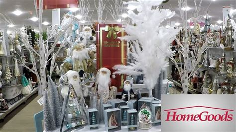 christmas decor  home goods christmas  shopping