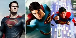 Every, Superman, Movie, From, Worst, To, Best, Ranked, By, Rotten, Tomatoes