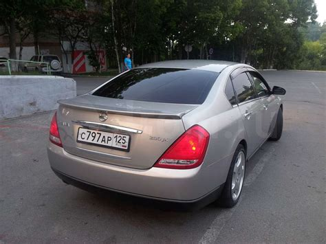 2003 Nissan Teana Pictures Information And Specs Auto