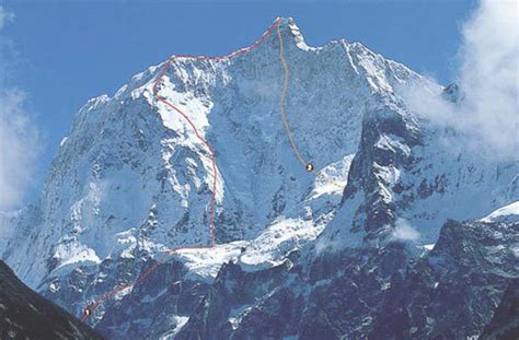 Jannu, North Face