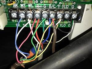 Trane Xv95    802 Wired Correctly