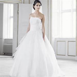 robe de mariee blanche amandine With robe de marie avec alliance pour mariage