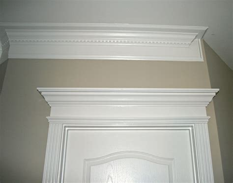 Window Crown Molding by Fabulous Interiors With Window Casing Home Decor Ideas