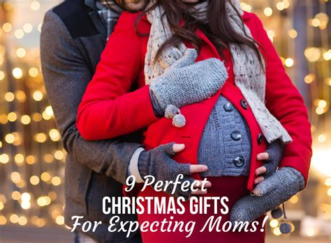 Take a moment to appreciate the new (or expecting parents) and gift them something truly memorable, like a framed piece of custom artwork to adorn their bedroom, living room, or nursery wall. 9 Perfect Christmas Gifts for Expecting Moms!