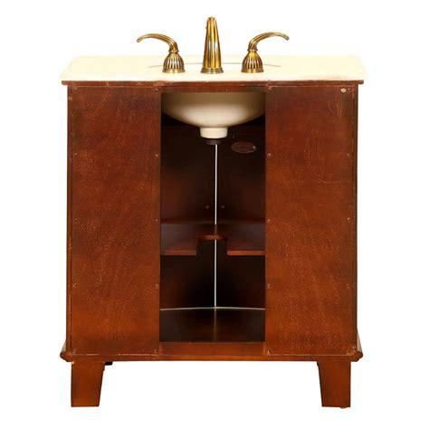 ivory ceramic kitchen sink 33 quot single sink cabinet crema marfil top undermount 4882