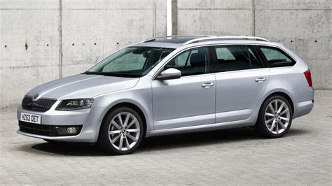 Skoda Octavia Estate Review  Top Gear