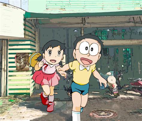 Wallpaper Doraemon Nobita Dan Shizuka INFO DAN TIPS