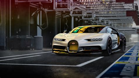 bugatti chiron luxurious super sports car wallpapers hd