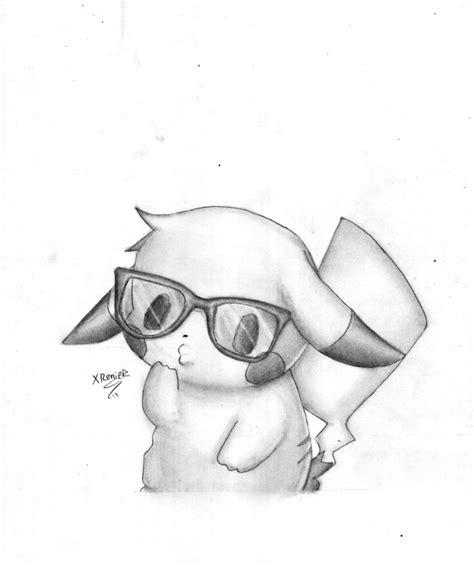 pikachu xd por reniervivas dibujando