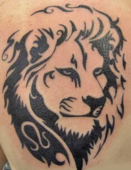 tattooz designs lion tribal tattoos designs pictures gallery
