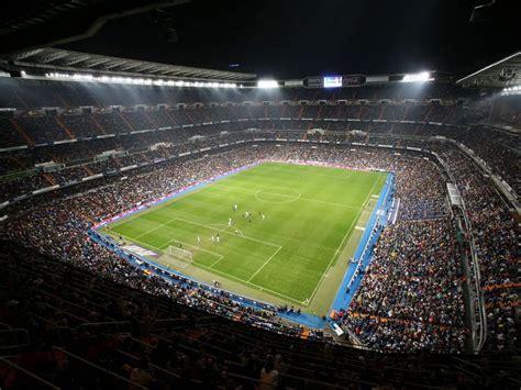 Una Opinión Como Otra Cualquiera El Bernabéu Un Estadio