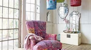 Boho Style Wohnen : einrichtungsidee colorful boho chic loberon ~ Kayakingforconservation.com Haus und Dekorationen