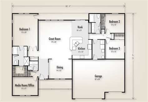 the josephine 2382 home plan adair homes