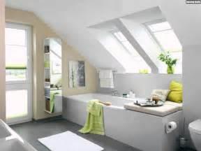 ideen badezimmer mit dachschräge gestalten - Bad Gestalten Ideen
