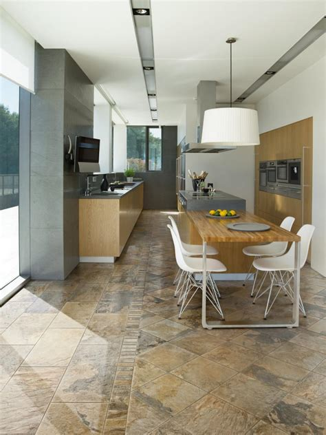 kitchen flooring ideas  theydesignnet