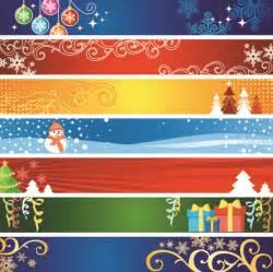 congratulation banner exquisite christmas banner vector free vector 4vector
