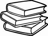 Clipart Carti Coloring Cu Colorat Imagini Clip Pixabay Stack Desenho Library Microbiology Livro Desene Gate Bard Livres Avis Libros Colouring sketch template