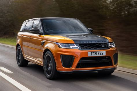Review Land Rover Range Rover Sport by 2018 Range Rover Sport Svr Review Gtspirit