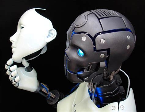 Robot, Future, Cyberpunk, Futuristic, Android, Cyborg
