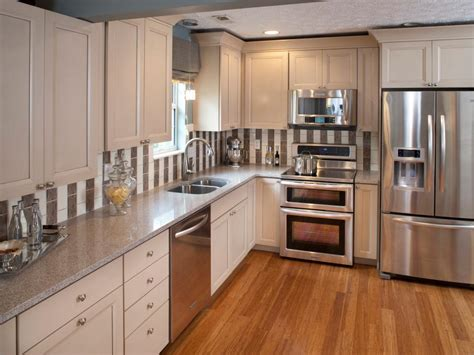 gray kitchen cabinets with stainless steel appliances search viewer hgtv