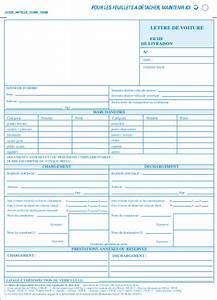 Lettre De Decharge Vente Automobile : lettres de voiture et cmr astr ~ Gottalentnigeria.com Avis de Voitures