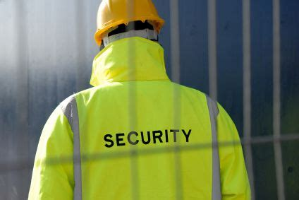 wg security site services  redruth security