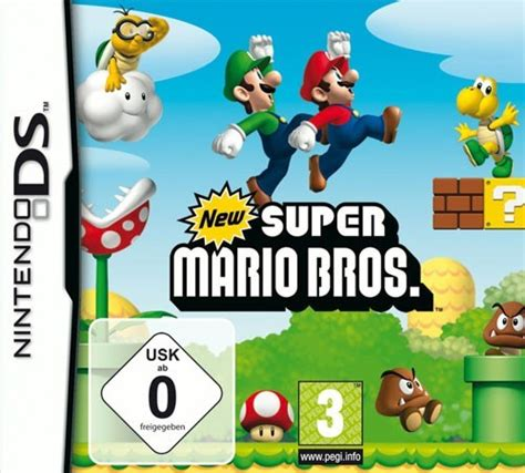 Nintendo Ds Spiel New Super Mario Bros Deen Modul