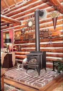 Log, Cabin, Wood