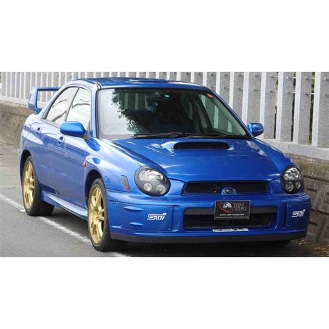 Subaru For Sale by Subaru Impreza Wrx Sti For Sale At Jdm Expo Japan Import