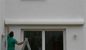 Heim Und Haus Markisen : markise als sonnenschutz am haus markisen m nchen ~ Lizthompson.info Haus und Dekorationen