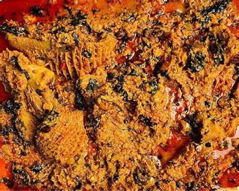 Egusi soup is unarguably the most important soup in any nigerian restaurants, it doubles as nigeria's favorite and also the most popular soups in nigeria. Egusi Soup (3 Litres) - ekiedo.com