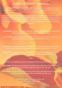 officiant wedding script best 25 simple wedding vows ideas on vows beautiful quotes and modern