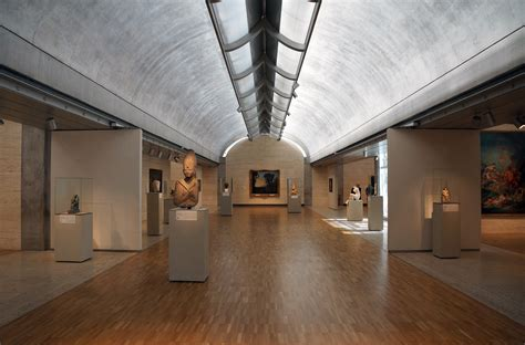 the interior gallery kimbell museum oh