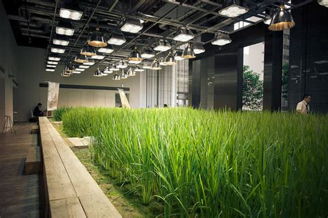 japanese corporate office building features