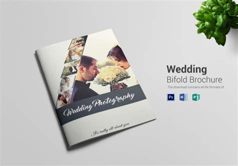 wedding brochure designs templates editable psd ai