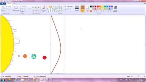 mi dibujo del sistema solar youtube