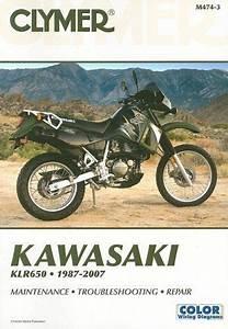 By James Grooms  U2013 Kawasaki Klr 650 1987