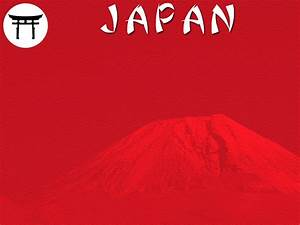 our world japan powerpoint template adobe education With japan powerpoint template free