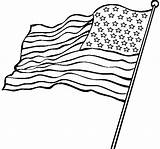 Coloring Flag Printable Colouring Popular sketch template