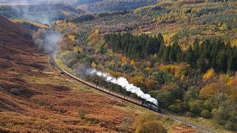 Whitby, Grosmont & Goathland By Rail, Great British ...