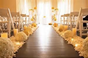 hair accessories for wedding aisle decor weddingbee photo gallery